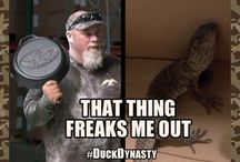 Duck Dynasty / by Christiana Mitchum