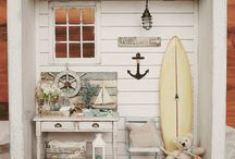 Coastal DollHouse