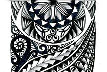 Tatuagem polinesia