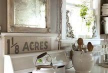 Kitchen Decor / Farmhouse/Industrial/Rustic/Vintage/Urban