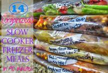 Freezer Meal Recipes / by Wanna Doran