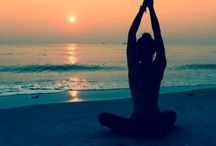Yoga / Yoga is a great way to improve your flexibility...but it also has a HUGE amount of other benefits.