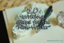 My Blogs - Writing