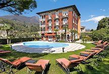 Gardasee, Italien / Gardasee, Italien, Urlaub, Genießen, Luxus, Familienurlaub