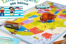 Shop Little Passports / Give the gift that kids love!  / by Little Passports