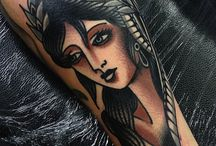 American traditional tattoo / american traditional tattoos