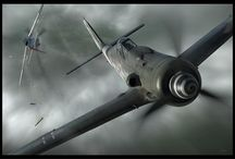 Robert D. Perry / Aviation Art (modo)