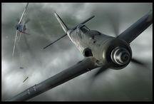 Robert D. Perry / Aviation Art (modo)