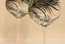 Wineglasses / by Kimberly Ashmore