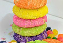 Brach's Easter Board / Treats and crafts for you to make using Brach's Easter Candies.