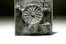 Gandhara panel British Museum / Gandhara panel British Museum