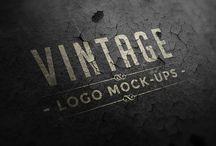 Logo & Product Mock-ups