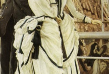 Victorian sea-side dresses