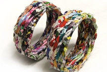 makkireQu- made of newspapers / works from newspapers made by makkireQu, recycling, upcycling, paperwicker , papierowa wiklina, weaving, paper wicker, handmade, rękodzieło
