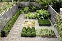 Struktur Garten