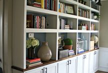Bookshelves/Office