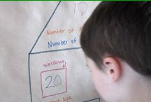 Preschool math / by Mary Cheatham