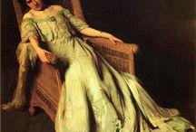 Dresses in Art 2 / ART