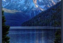 Redfish Lake/Stanley