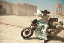 Журнал Vogue в Марокко