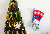 Arvores de natal / DIY