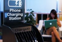 Library Charging Station Ideas / by Criseida Green