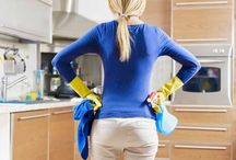 cleaning tips / by Angela Knittel