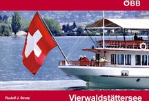 ÖBB ebooks / eBooks about Great destinations, which can be reached with trains of OEBB the federal Austrian railways.
