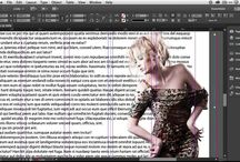 Indesign - tutorials and inspiration