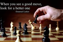 checkmate / Chess is like war on a board