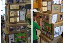Display kids projects
