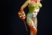 Body Painting / .