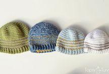 Multi Size Hat Patterns