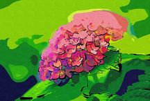 Flowers Art / Flowers Art Canvas Prints, Framed Prints, Metal Prints,  Acrylic Prints, Prints, Posters, Greeting Cards, iPhone Cases,  Galaxy Cases, Throw Pillows, Duvet Covers, Shower Curtain,  Tote Bags, T-Shirts: http://michael-vicin.artistwebsites.com/art/all/all/all/flowers+art