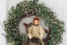 věnečky - vánoce