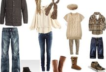 What to wear? / Here are some great ideas of colour combinations to wear for different seasons.