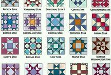 Šití - patchwork
