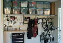Car house / Garage organization