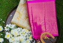 Muhurtha saree