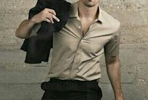 Lee Grinner Pace and Richard Crispin Armitage / by Anne Sullivan