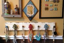 Jewelry Organization! / Great DIY ideas you can use for storing all of your jewelry!  / by G. Thrapp Jewelers