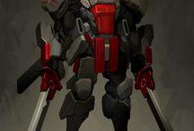 Mecha/Armor