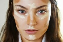 Face Makeup / Tutorials for facial make up, (foundation blush etc)
