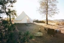 Glamping and travel