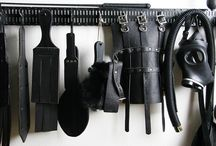 BDSM Toys and Equipment / There is a lot of different toys and equipment used in BDSM. We will explore the different toys, how to clean them, their history, and how to use them.