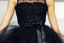 little black dress / by Colly Golightly