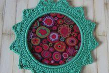 Décorations au crochet / Mes petites décorations au crochet En vente dans ma boutique