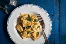 Pasta recipes / Tésztaételek