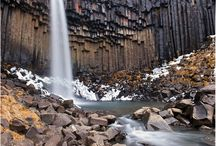 Iceland Trip / Places I want to visit during my trip to Iceland