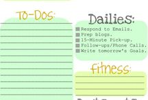 Organization - Daily Sanity / by Tiffany Marshall